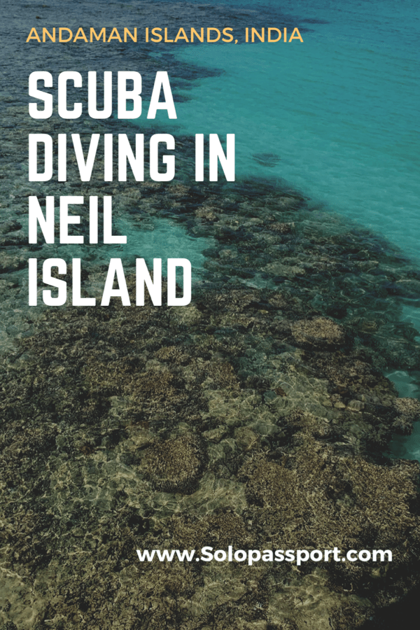 Scuba diving in Neil Island | Andaman Islands (India)
