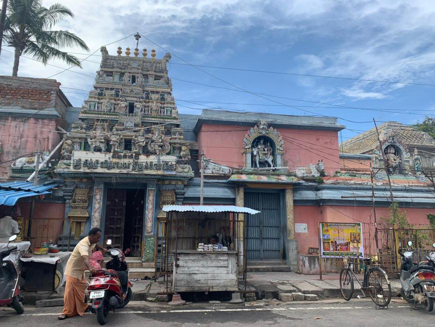 5 things to do in Pondicherry - Temples