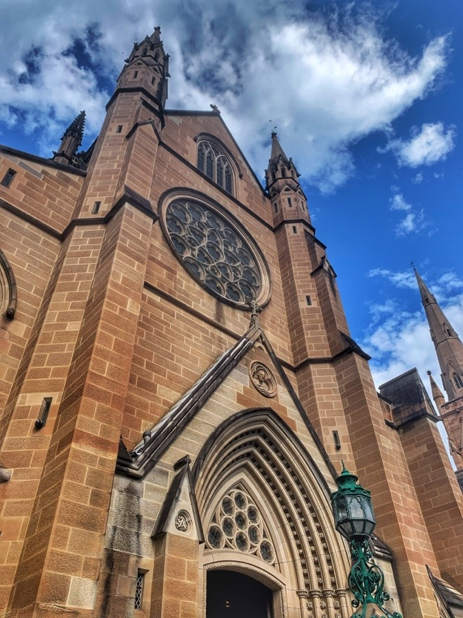 View of St Mary's Cathedral | Sydney