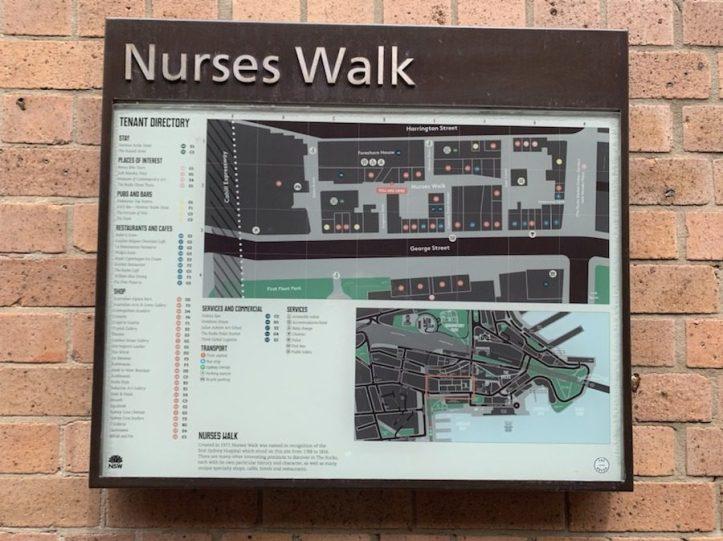 Nurses Walk