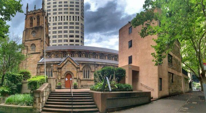 St Philip's Church Sydney