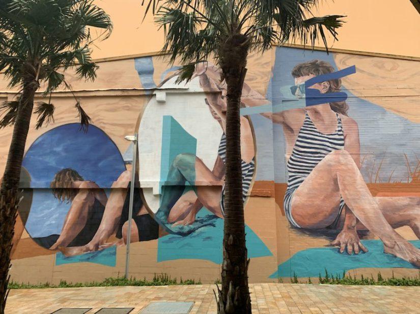 Newcastle street art