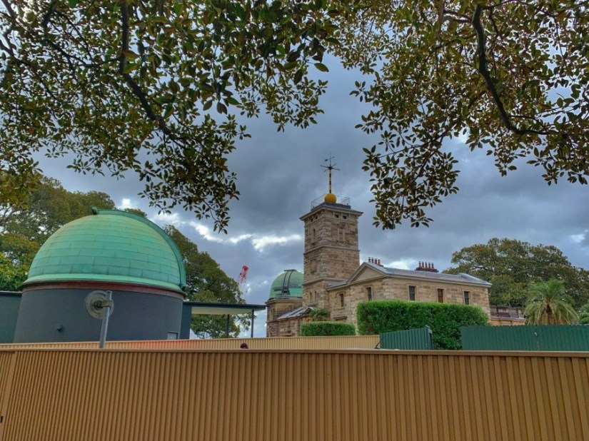 Observatory Hill Park - Colony History Walk - The Australian Hotel to Dawes Point