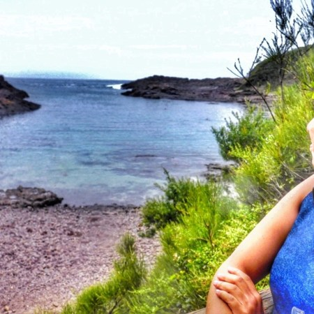 Snorkelling at Bushrangers Bay