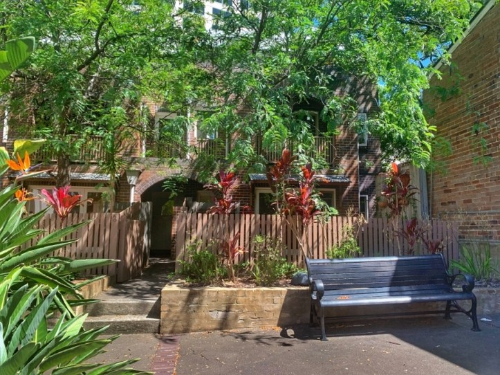 Sydney History Walk at the Rocks - Susannah Place