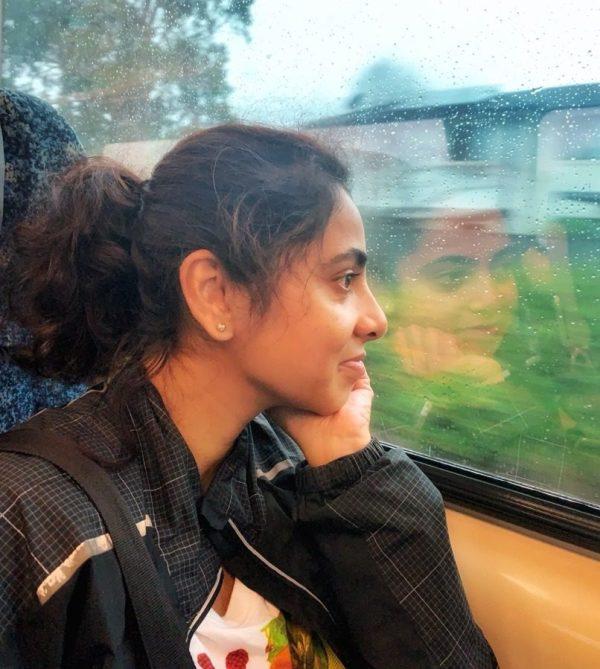 Train ride from Sydney to Orange