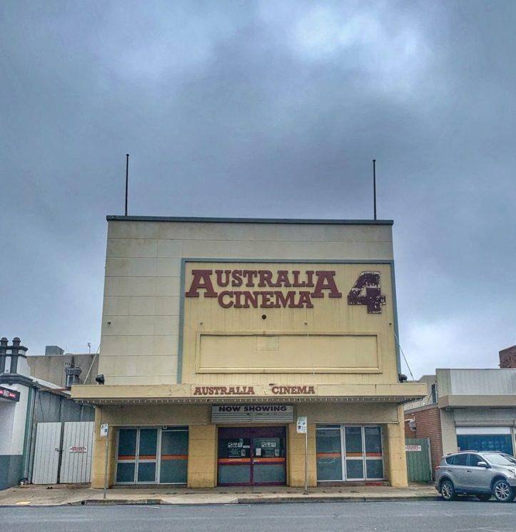 Australian Cinema Orange