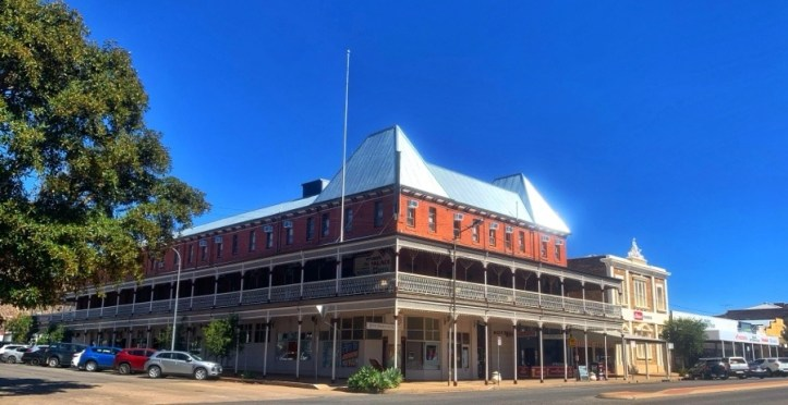 Broken Hill Heritage buildings