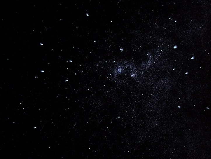 Star gazing at Broken Hill