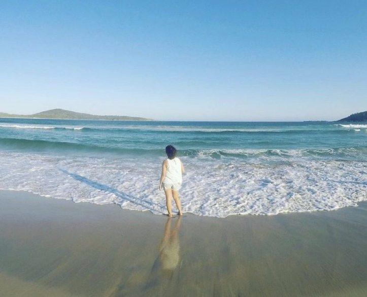 Fingal Bay beach Nelson Bay