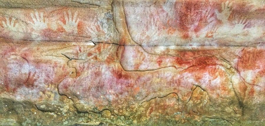 Glenbrook to Red Hands Cave return