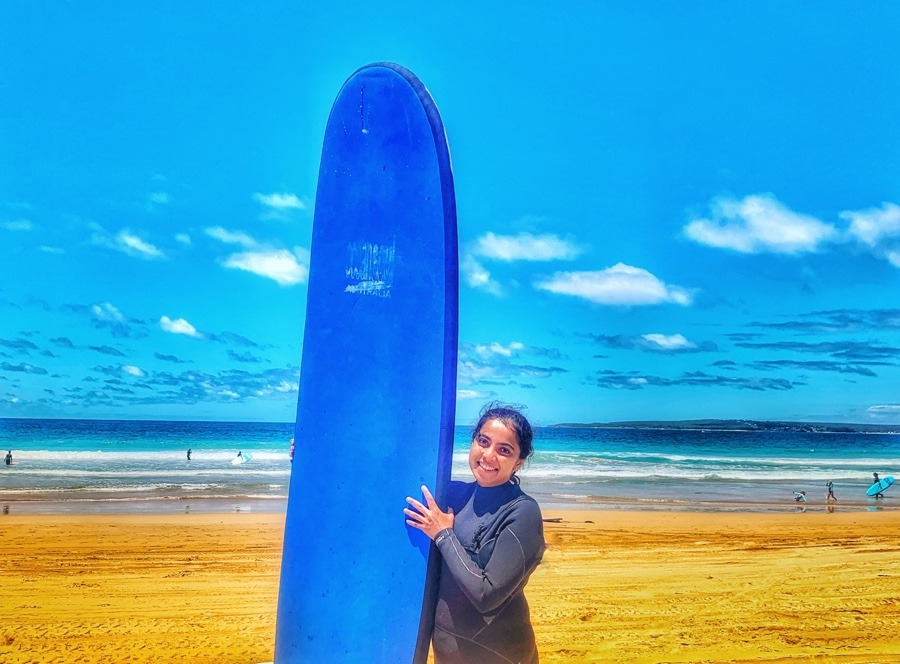 Learn to Surf Sydney