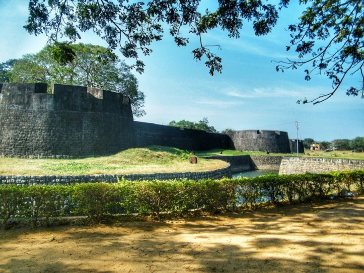 Guide to visit Palakkad Fort