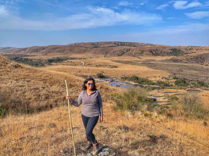 4 days trekking in Meghalaya