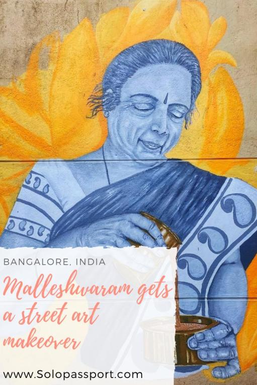 PIN for later reference - Malleshwaram gets a street art makeover