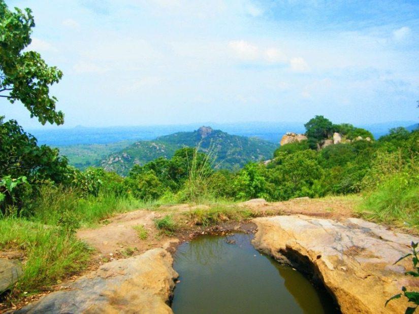 Hike the Bilikal Rangaswamy betta