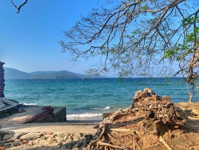 Ross Island, Andaman and Nicobar Islands