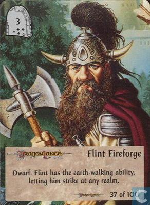 Flint Fireforge