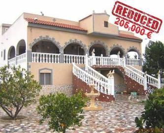 Benferri,Alicante,España,5 Habitaciones Habitaciones,2 BañosBaños,Fincas-Villas,2216