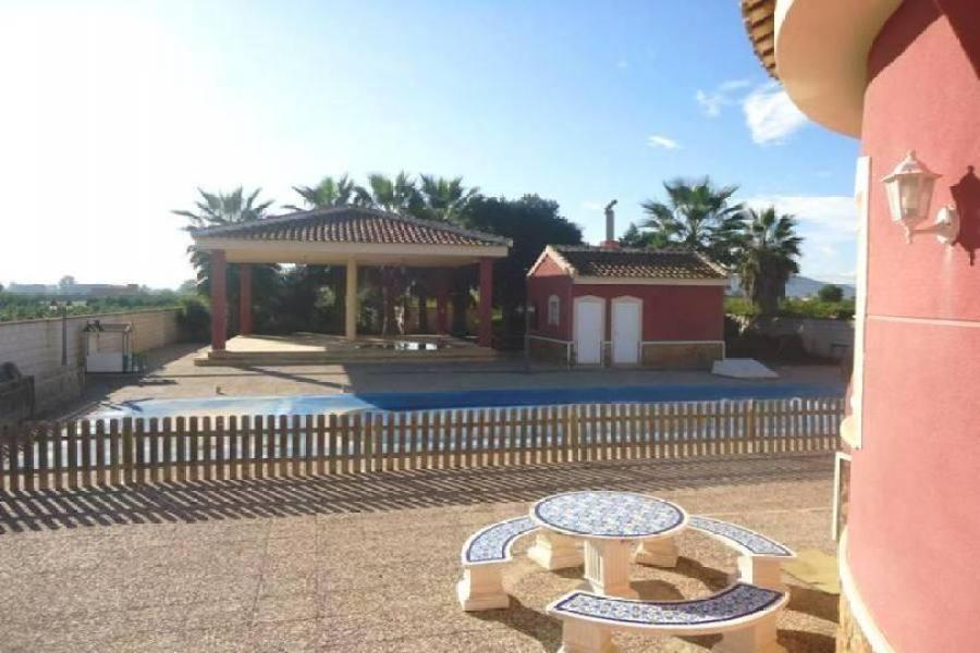 Orihuela,Alicante,España,4 Habitaciones Habitaciones,4 BañosBaños,Fincas-Villas,2277