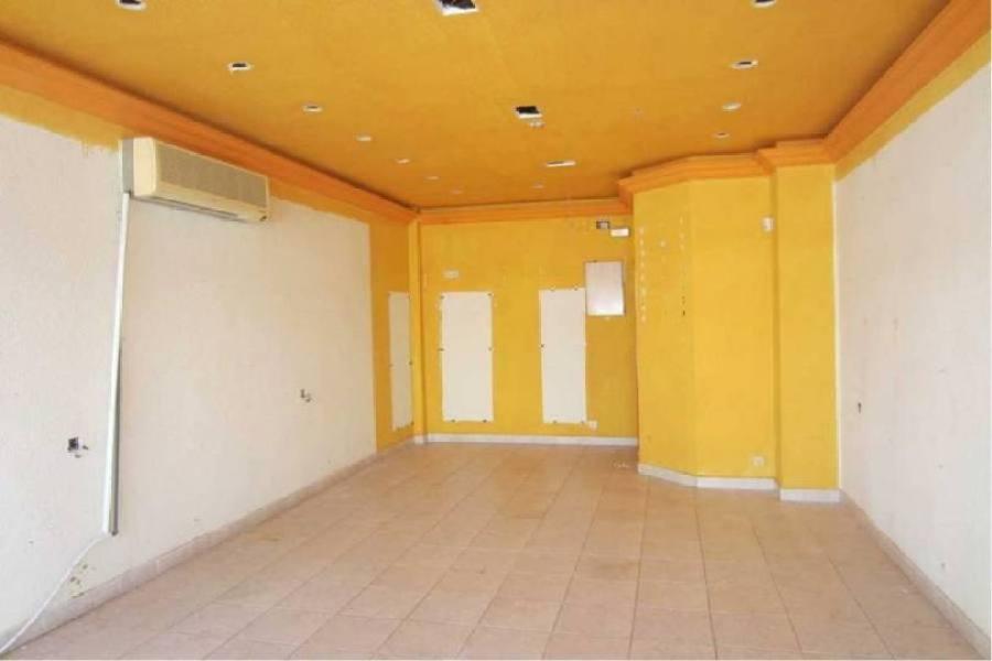 Alicante,Alicante,España,1 BañoBathrooms,Local comercial,15370