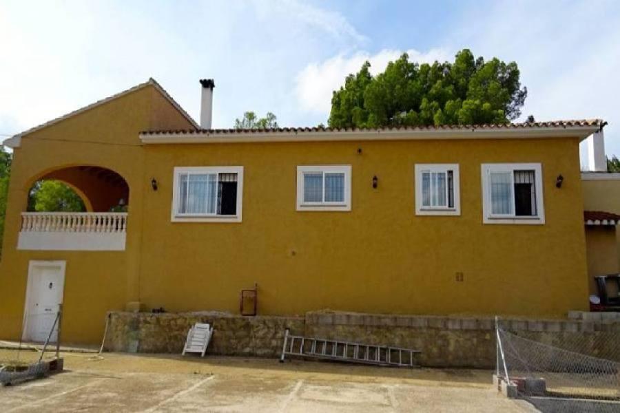 Alfaz del Pi,Alicante,España,3 Bedrooms Bedrooms,2 BathroomsBathrooms,Casas,16067
