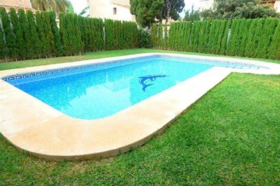 Dénia,Alicante,España,3 Bedrooms Bedrooms,2 BathroomsBathrooms,Chalets,16781