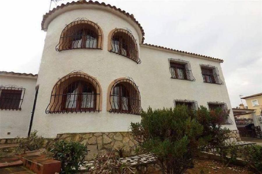 Dénia,Alicante,España,5 Bedrooms Bedrooms,3 BathroomsBathrooms,Chalets,16791