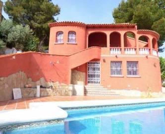Dénia,Alicante,España,4 Bedrooms Bedrooms,3 BathroomsBathrooms,Chalets,16857