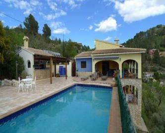 Llíber,Alicante,España,6 Bedrooms Bedrooms,4 BathroomsBathrooms,Chalets,16884