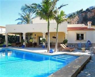 Dénia,Alicante,España,5 Bedrooms Bedrooms,4 BathroomsBathrooms,Chalets,17034