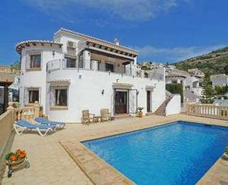 Murla,Alicante,España,4 Bedrooms Bedrooms,3 BathroomsBathrooms,Chalets,17192