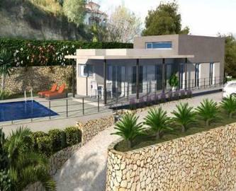 Orba,Alicante,España,3 Bedrooms Bedrooms,2 BathroomsBathrooms,Chalets,17197