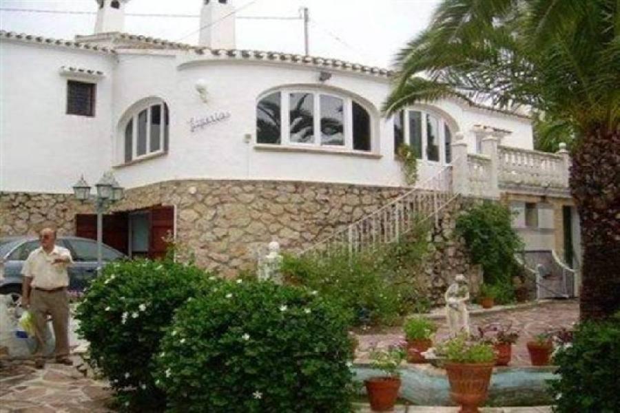 Dénia,Alicante,España,4 Bedrooms Bedrooms,4 BathroomsBathrooms,Chalets,17200