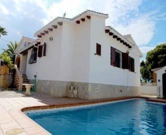 Dénia,Alicante,España,3 Bedrooms Bedrooms,2 BathroomsBathrooms,Chalets,17381