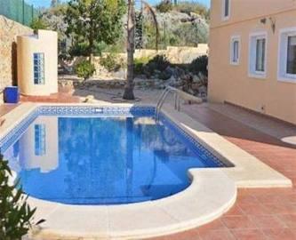 Gata de Gorgos,Alicante,España,3 Bedrooms Bedrooms,3 BathroomsBathrooms,Chalets,17496