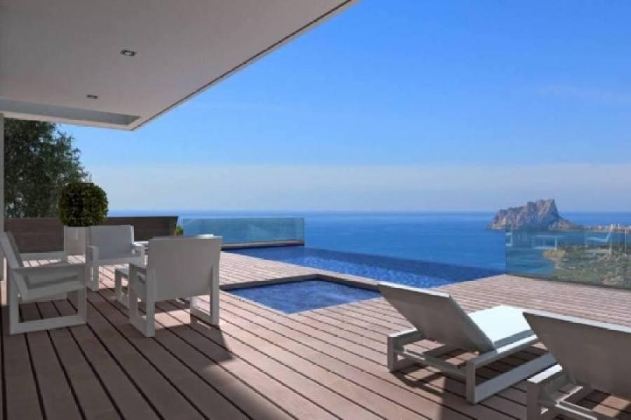 Benitachell,Alicante,España,6 Bedrooms Bedrooms,6 BathroomsBathrooms,Chalets,18074
