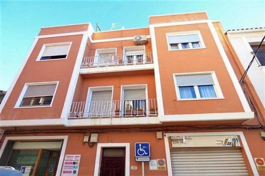 Dénia,Alicante,España,3 Bedrooms Bedrooms,1 BañoBathrooms,Apartamentos,20752