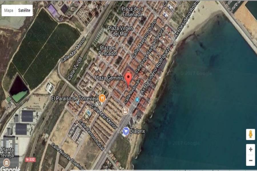 Torrevieja,Alicante,España,3 Bedrooms Bedrooms,1 BañoBathrooms,Apartamentos,22448