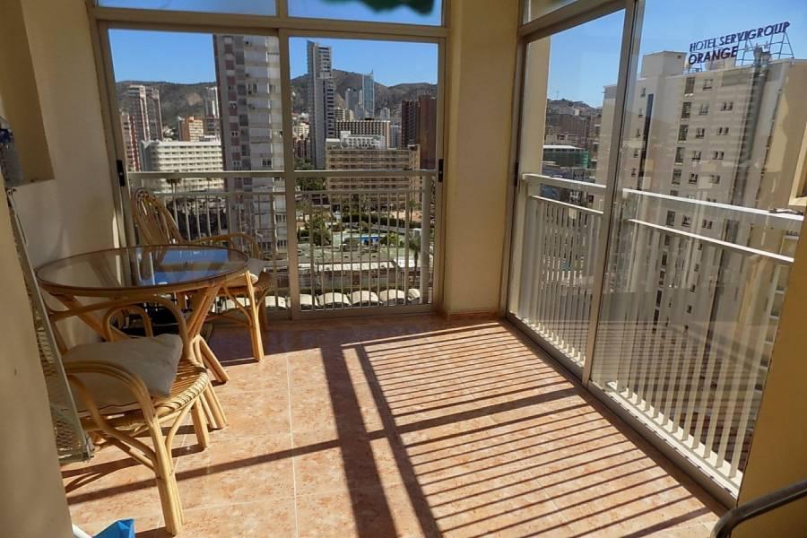 Benidorm,Alicante,España,2 Bedrooms Bedrooms,2 BathroomsBathrooms,Apartamentos,24749