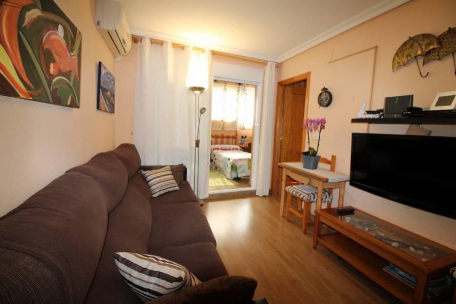 Torrevieja,Alicante,España,3 Bedrooms Bedrooms,1 BañoBathrooms,Atico,24766