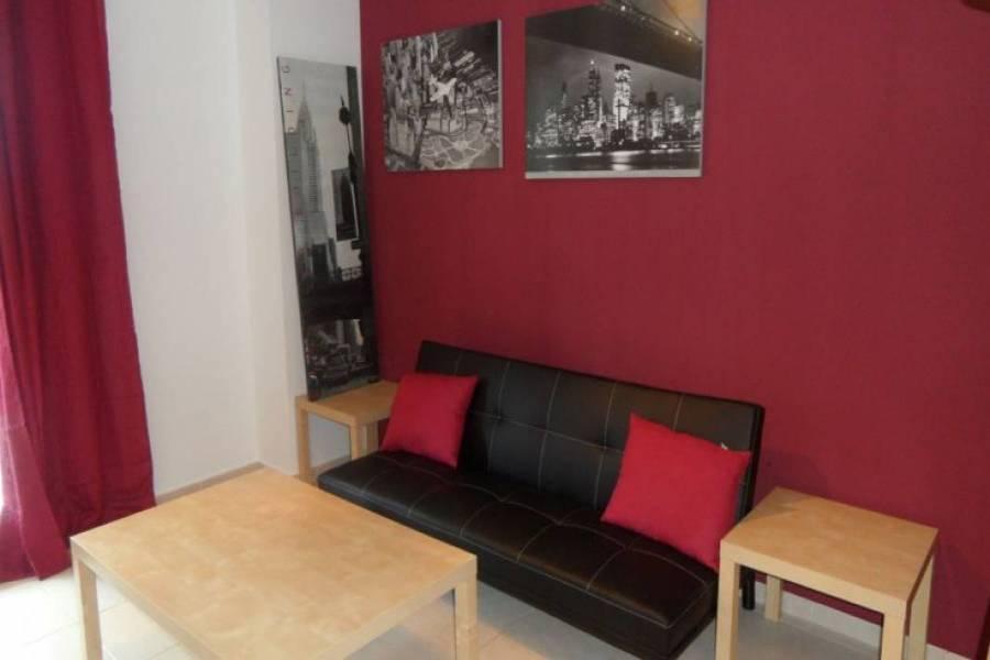 Benidorm,Alicante,España,3 Bedrooms Bedrooms,2 BathroomsBathrooms,Apartamentos,25444