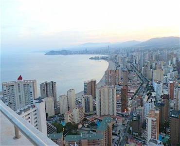 Benidorm,Alicante,España,3 Bedrooms Bedrooms,2 BathroomsBathrooms,Apartamentos,25588