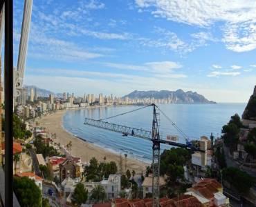 Benidorm,Alicante,España,2 Bedrooms Bedrooms,2 BathroomsBathrooms,Apartamentos,25609