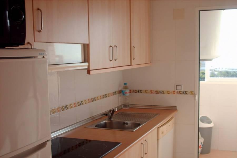 Benidorm,Alicante,España,1 Dormitorio Bedrooms,1 BañoBathrooms,Apartamentos,25830