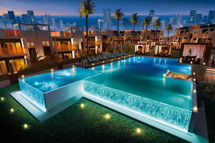 Benidorm,Alicante,España,2 Bedrooms Bedrooms,2 BathroomsBathrooms,Bungalow,26671