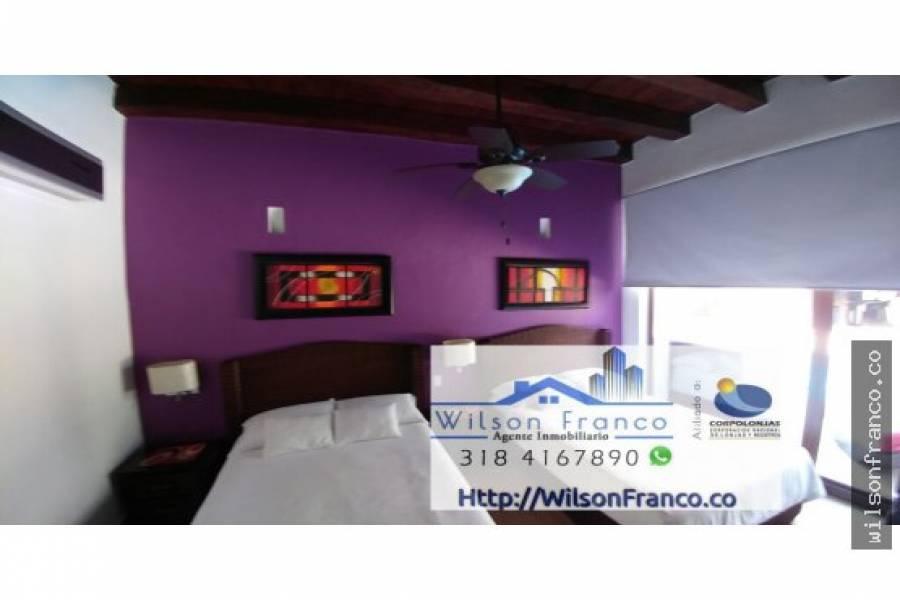 Cartagena de Indias,Bolivar,Colombia,6 Bedrooms Bedrooms,8 BathroomsBathrooms,Hoteles,3428