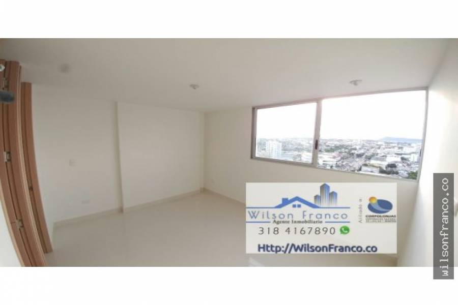 Cartagena de Indias,Bolivar,Colombia,3 Bedrooms Bedrooms,3 BathroomsBathrooms,Apartamentos,3456
