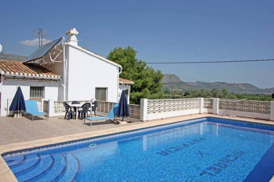 Orba,Alicante,España,4 Bedrooms Bedrooms,2 BathroomsBathrooms,Chalets,29633