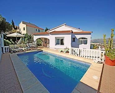 Pedreguer,Alicante,España,5 Bedrooms Bedrooms,3 BathroomsBathrooms,Chalets,29880